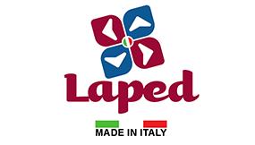 pa italia distribuzione logo laped