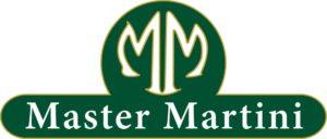 pa italia distribuzione logo master martini